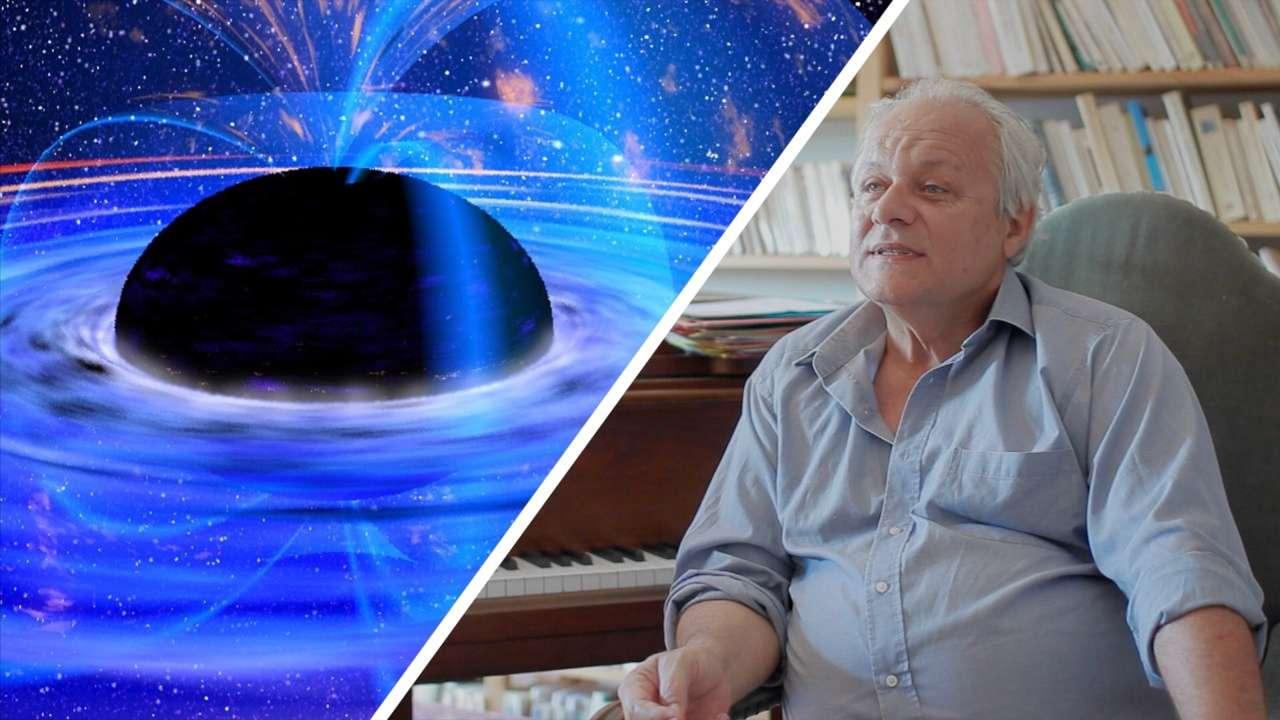 Interview : notre Univers pourrait-il être né d'un trou noir ?
