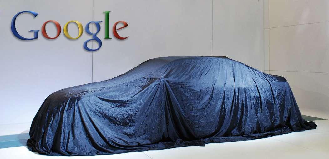 Jusqu'où iront les mystérieuses voitures de Google ? © Google