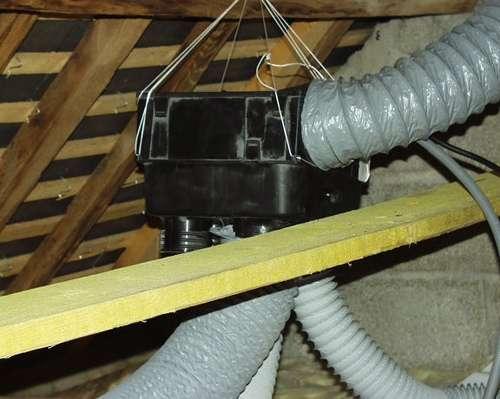 La protection 2A est requise dès lors qu'un bâtiment est équipé d'une VMC. © Ian Haycox, CC BY-NC-ND 2.0, Flickr