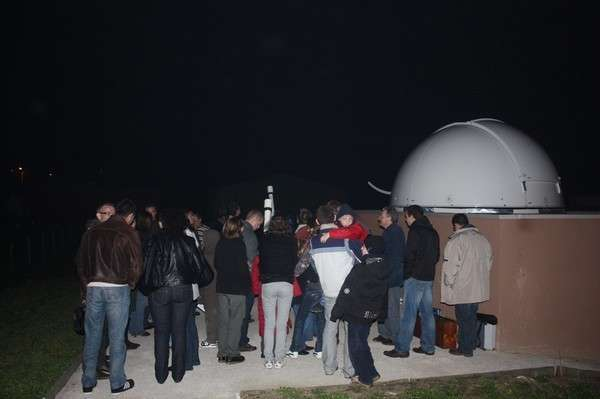 Les observations publiques sont au programme des Nuits Galiléennes. Crédit Sylvain62, de Futura-Sciences