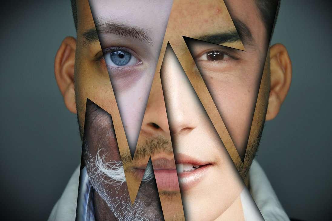L'Homme actuel n'est représenté que par une seule espèce : Homo sapiens. L'humanité est donc devenue unique, et pourtant si diverse. © Leo-n, deviantart.com, cc by nc sa 3.0