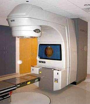 L'objectif de la radiothérapie est d'irradier les cellules tumorales afin de les tuer. Bien évidemment, l'idéal est d'épargner au maximum les cellules saines. Mais cela n'est jamais vraiment possible. Ainsi, les cellules des îlots de Langerhans du pancréas s'abîment et une trentaine ou une quarantaine d'années plus tard, le diabète se déclenche. © US Deparment of Veteran Affairs, Wikipédia, DP