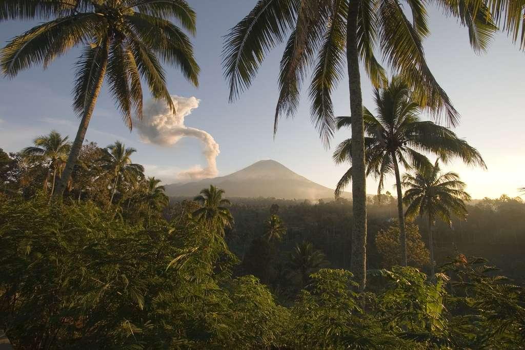 Ce n'est pas la première fois que le volcan Kelud se réveille. Grâce aux outils d'aujourd'hui, les volcanologues ont pu limiter les pertes humaines et économiques de l'éruption de février 2014. © Jeff_Werner, Flickr, cc by nc sa 2.0