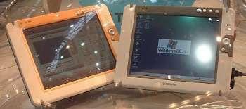 CeBIT : l'engouement pour les ''Tablet-PC''