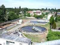 Une station d'épurationCrédit : http://www.romorantin.fr