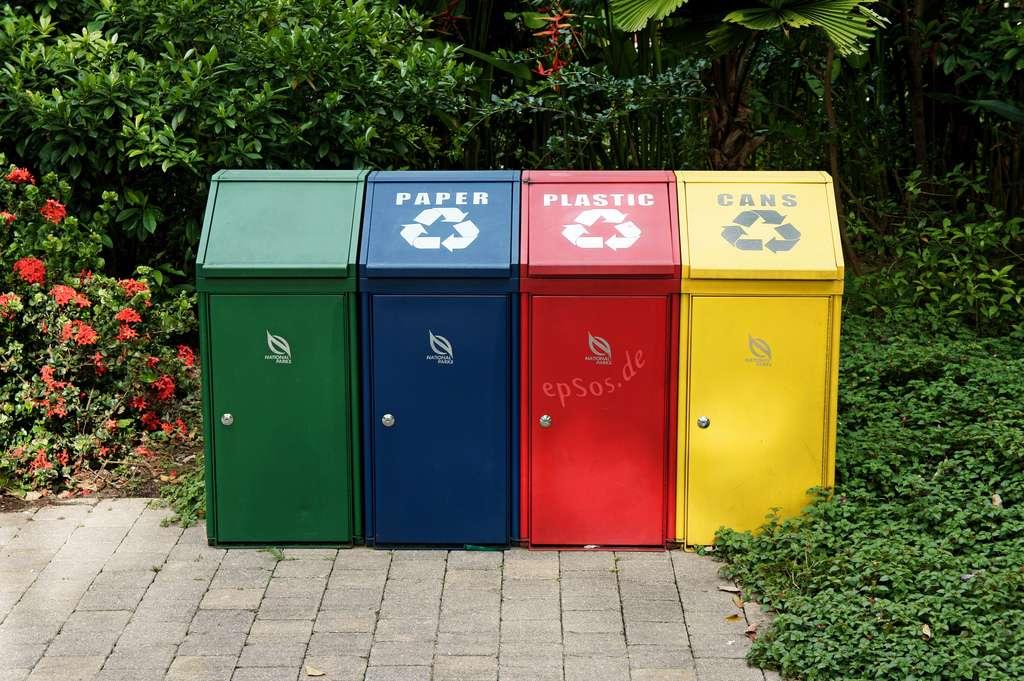Un bon tri est la base d'un système de recyclage efficace. © Epsos.de, Flickr, cc by 2.0