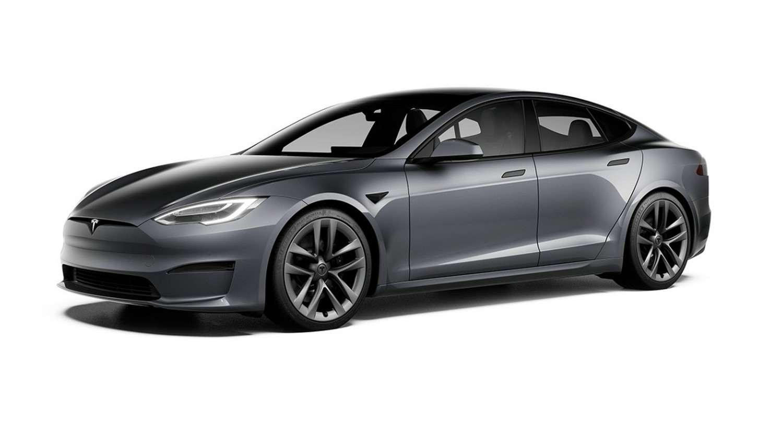 La nouvelle Tesla Model S. © Tesla