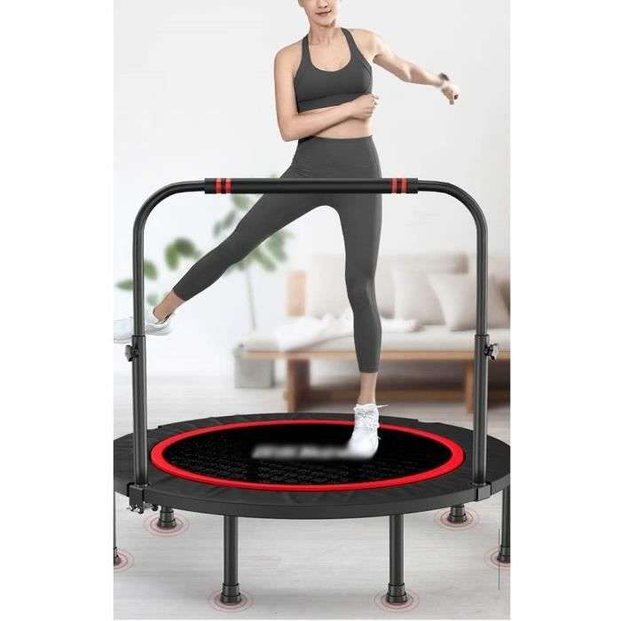 Bon plan : le trampoline fitness ZXQZ © Cdiscount