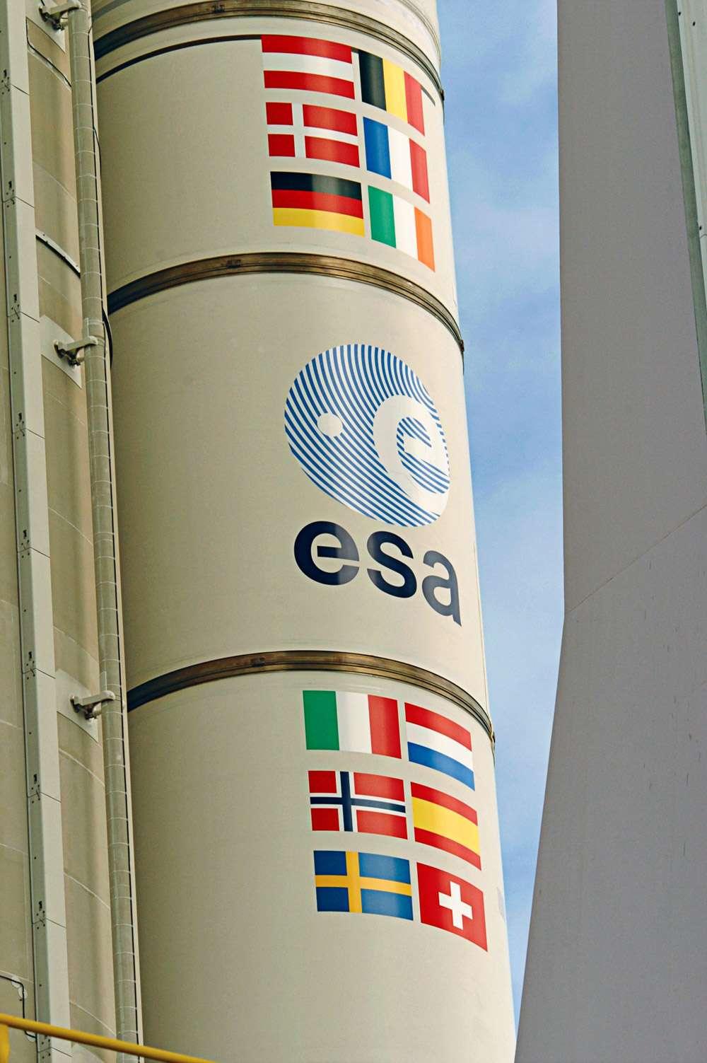 L'Agence spatiale européenne n'a pas encore officiellement décidé d'engager le développement complet d'Ariane 5 ME, mais après la Revue de définition préliminaire, tous les clignotants techniques sont au vert. © Esa/S. Corvaja