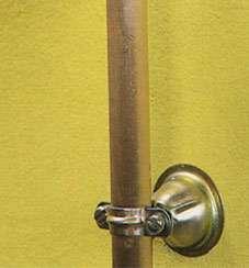Boucher rapidement une fuite d'un tuyau
