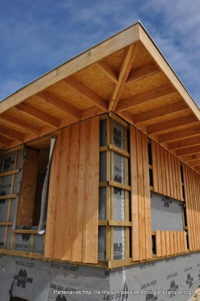 Une maison passive présente une architecture simple et consomme très peu en énergie de chauffage. © la maison passive, CC BY-NC-ND 2.0, Flickr