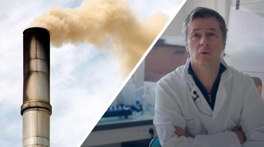 Interview : les dangers des microparticules, par Paul Hofman