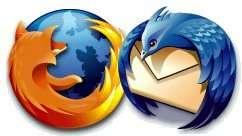 logos de Firefox et ThunderbirdCrédits : www.mozilla.org