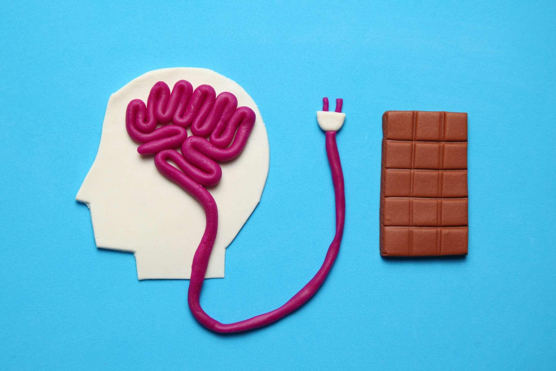 Le cerveau mémorise en priorité l'emplacement de la nourriture riche en calorie. © Andrii Zastrozhnov, Adobe Stock