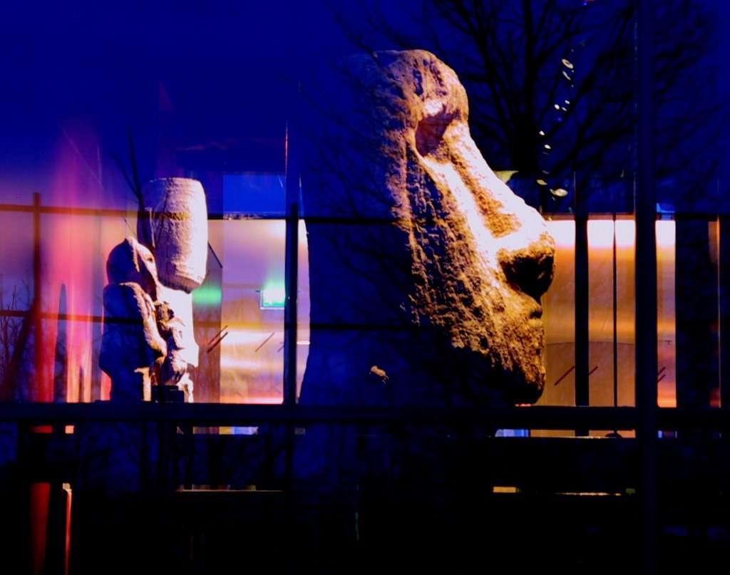 Le musée du quai Branly à Paris est un lieu où chaque esprit se sent libre et où dialoguent les cultures. © Frans Harren, Flickr, cc by sa 2.0