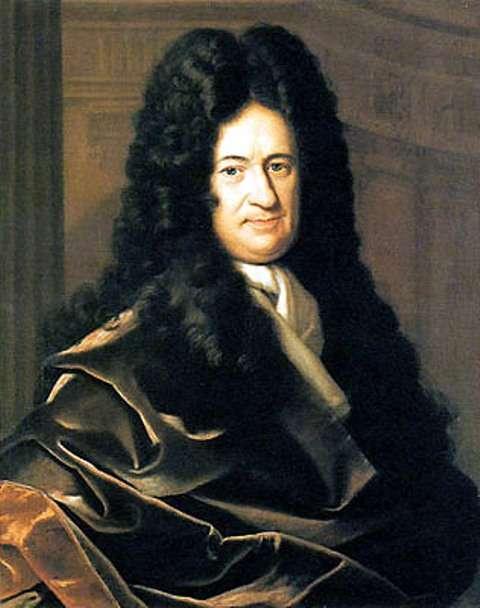 Gottfried Wilhelm Leibniz (Leipzig, 1er juillet 1646 - Hanovre, 14 novembre 1716) est un philosophe, scientifique, mathématicien, logicien, diplomate, juriste, bibliothécaire et philologue allemand. © Wikipédia, domaine public
