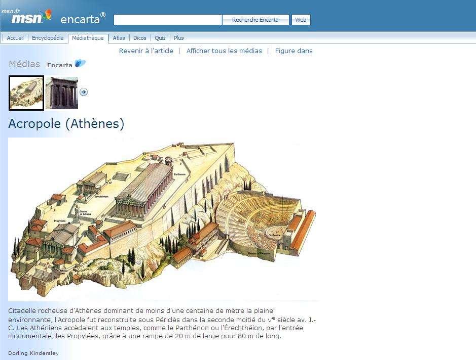 Encarta, l'encyclopédie de Microsoft, va fermer