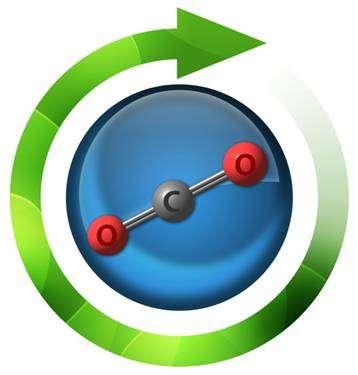 Le recyclage du CO2 pour limiter la pollution de la pétrochimie. © Iramis/CEA