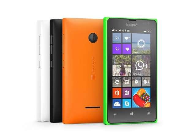 Désormais propriétaire de la marque de smartphones Lumia depuis le rachat de la division mobile de Nokia, Microsoft pourrait chercher à intégrer sa technologie de charge automatique de batterie dans ses futurs modèles afin de se distinguer de la concurrence. © Microsoft