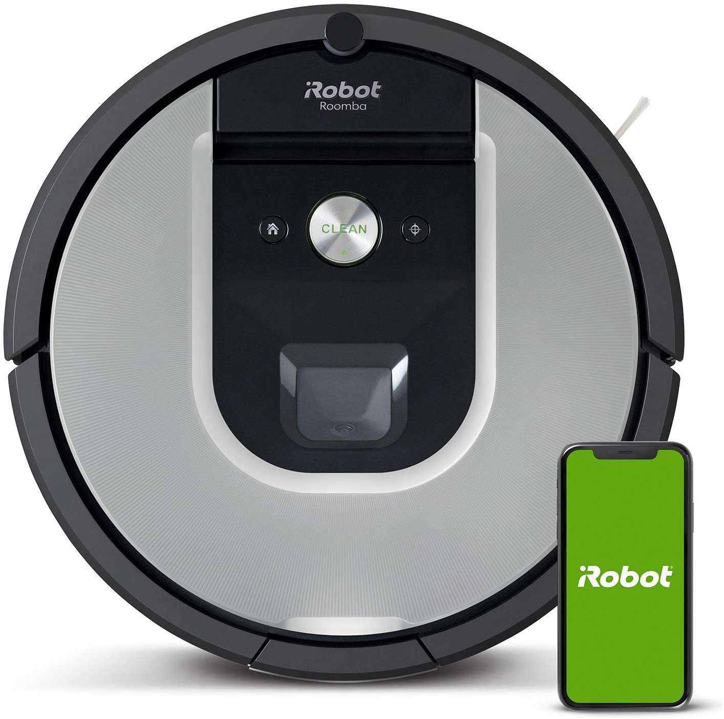 Bon plan : l'aspirateur robot iRobot Roomba 971 © Amazon