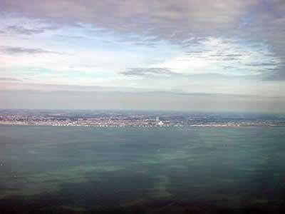 Estuaire de la Seine au Havre