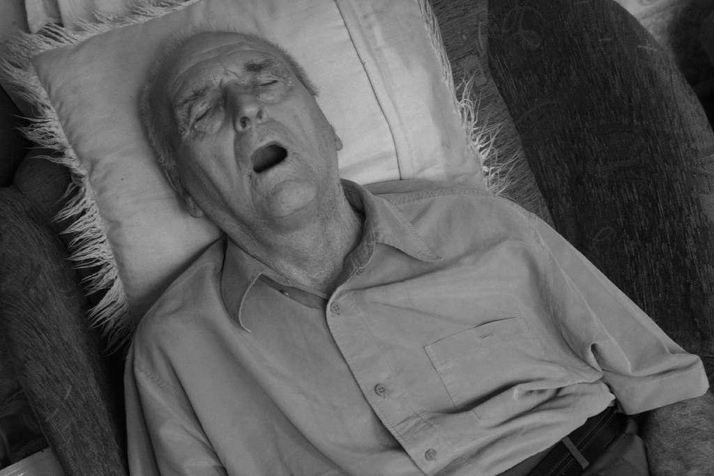 Les ronflements constituent l'un des symptômes identifiables lors des apnées du sommeil. © Nicky Wilkes, Flickr, cc by nc sa 2.0