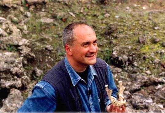 Le professeur David Lordpkipanidze. Crédit Univ. Washington.