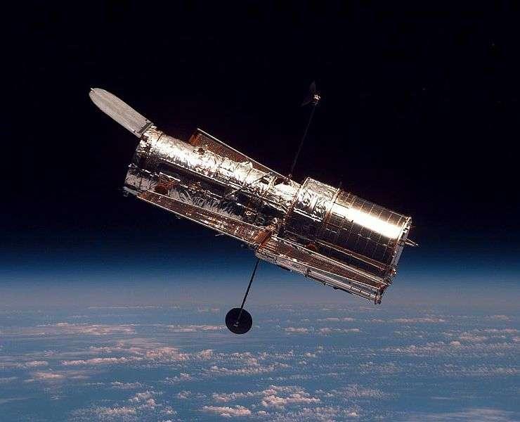 Hubble - Crédits NASA / Wikipedia