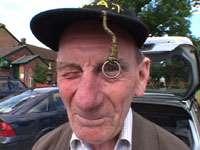 Doug Brower, dans les années 2000. En 1991, il a déclaré être responsable, avec son ami Dave Chorley, des premiers crop circles britanniques.