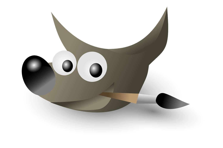 Le logiciel Gimp permet de créer rapidement des gif animés à partir des photos de son choix. © Sven, Wikimedia Commons, DP
