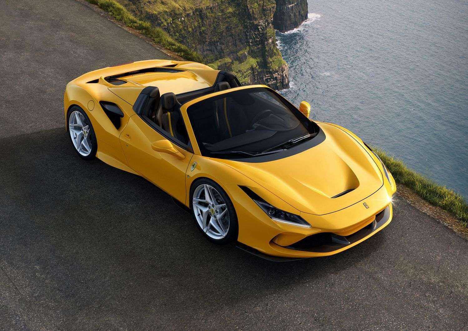 Avec son premier modèle électrique, Ferrari espère conquérir une nouvelle clientèle. © Ferrari