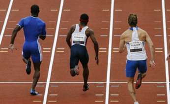 En gérant au mieux sa maladie, l'asthmatique peut pratiquer un sport, et même jusqu'à la compétition, voire, pourquoi pas, les Jeux olympiques. © Phovoir