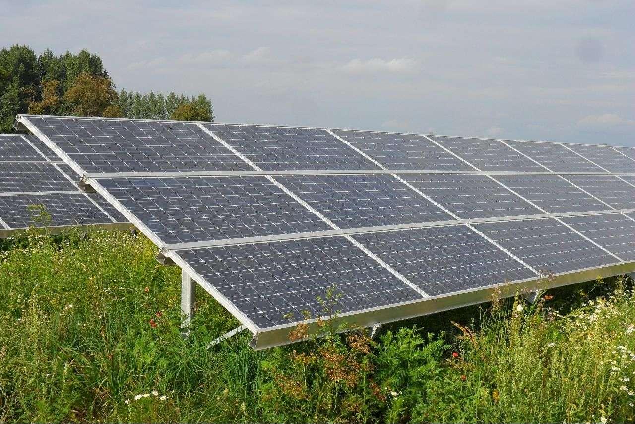 L'énergie photovoltaïque, inépuisable, non polluante et gratuite. © Mueritz, Flickr, CC BY-SA 2.0