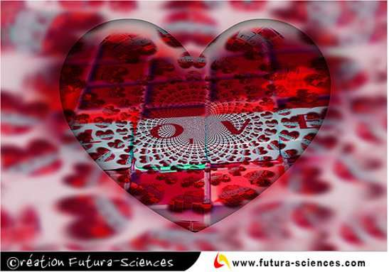 Bonne Saint-Valentin ! © Futura-Sciences