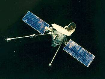 La sonde Mariner 10