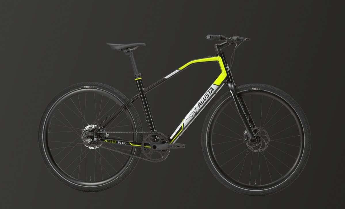 Le vélo électrique MV Agusta Amo RR. © MV Agusta