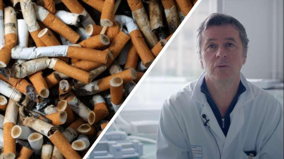 Interview : le tabac responsable d'au moins 17 types de cancers