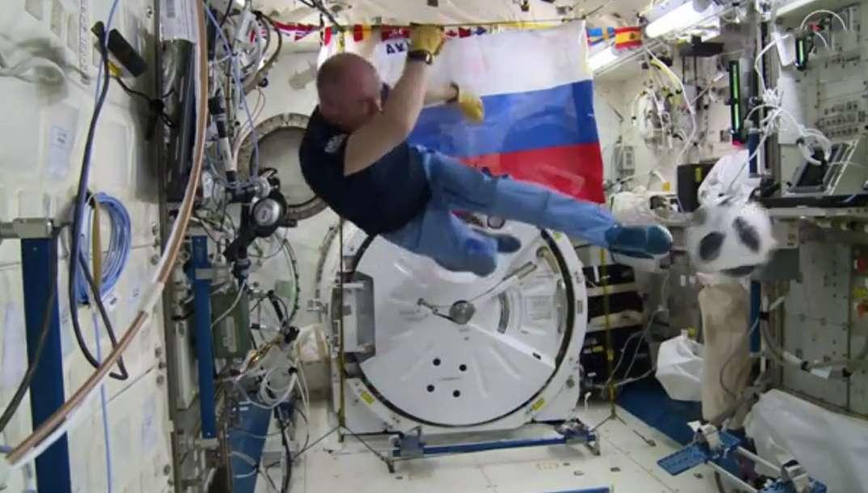 Coupe du monde 2018 : le ballon officiel a fait un séjour dans l'espace