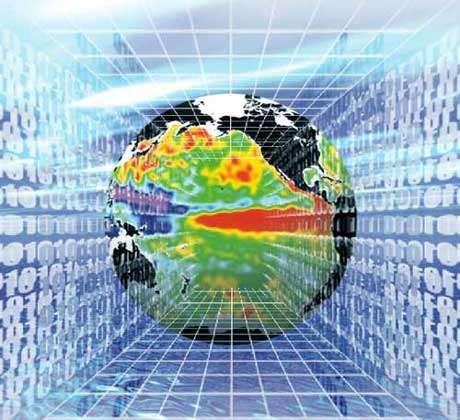 À quoi ressemblera l'internet de demain ? © DR