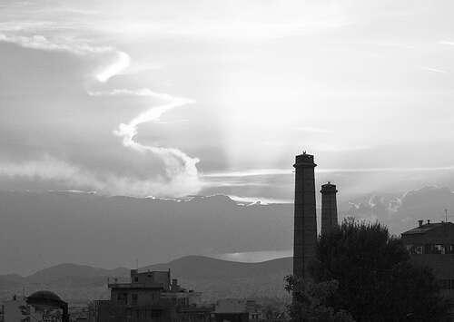 Des fumées en moins promet l'Europe. © Kyramas / Flickr - Licence Creative Common (by-nc-sa 2.0)