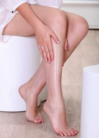 Pour retrouver une peau agréable au toucher, l'hydratation est primordiale. © Phovoir
