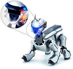 Le jouet intelligent Aïbo de Sony