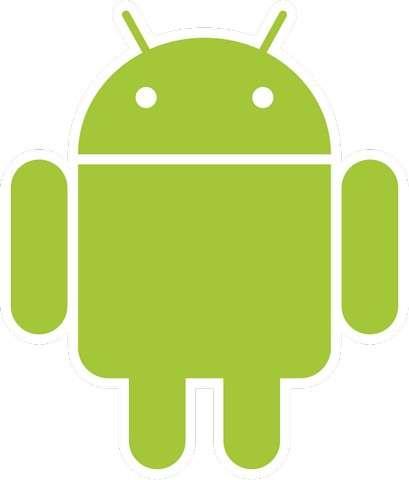 Nommé Bugdroid, ce petit robot vers est la mascotte du système d'exploitation mobile Android. © Google, Wikimedia Commons, CC by 3.0