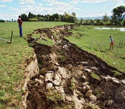 Les tremblements de terre sont difficiles à prévoir mais les phénomènes en jeu sont assez bien compris. © DR