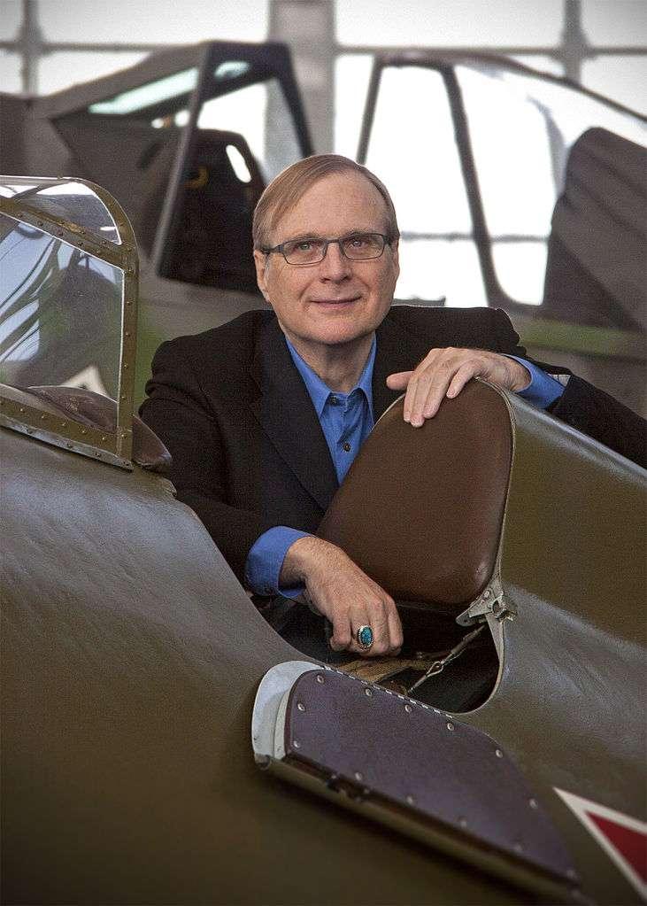 Paul Allen, cofondateur de Microsoft, est décédé ce lundi 15 octobre. © Miles Harris, Wikimedia Commons, CC by-sa 3.0