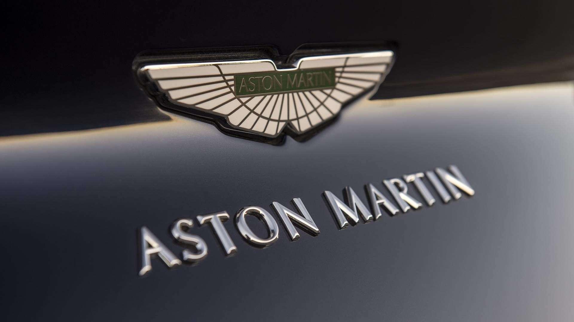 Une moto est en préparation chez le constructeur britannique. © Aston Martin