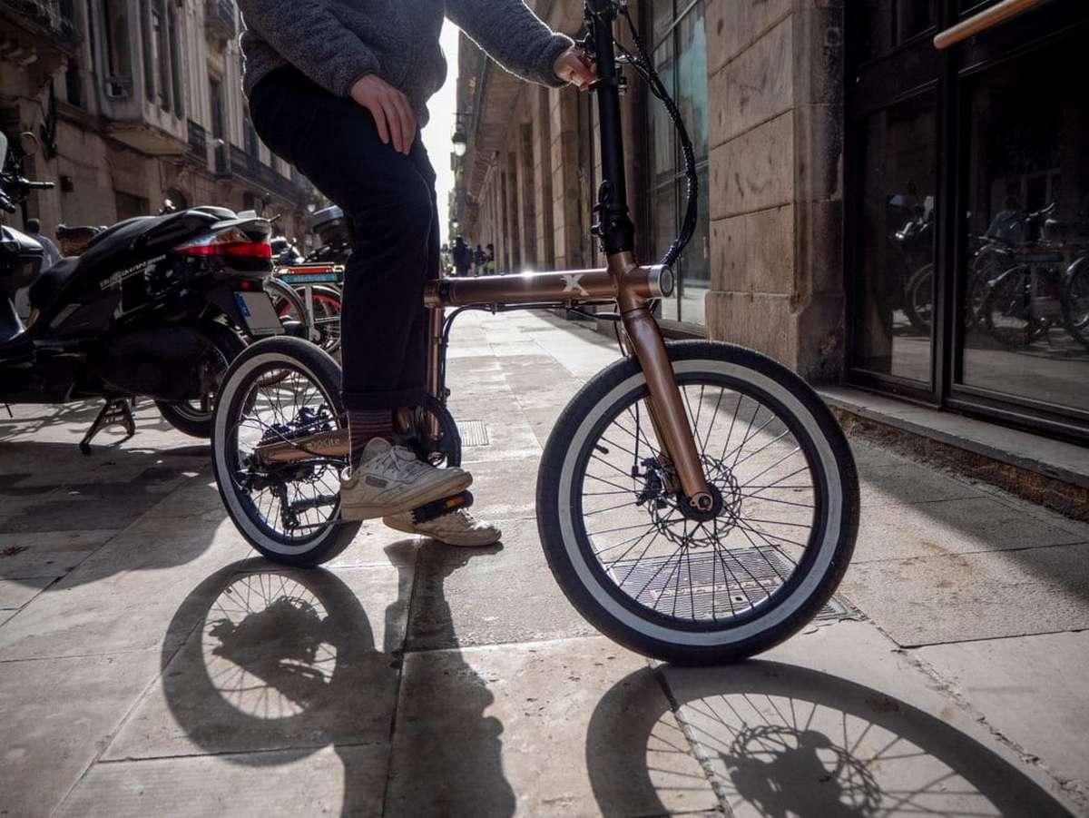 L'eXXite XS de Rayvolt est un vrai vélo électrique deux en un. © Rayvolt Bike