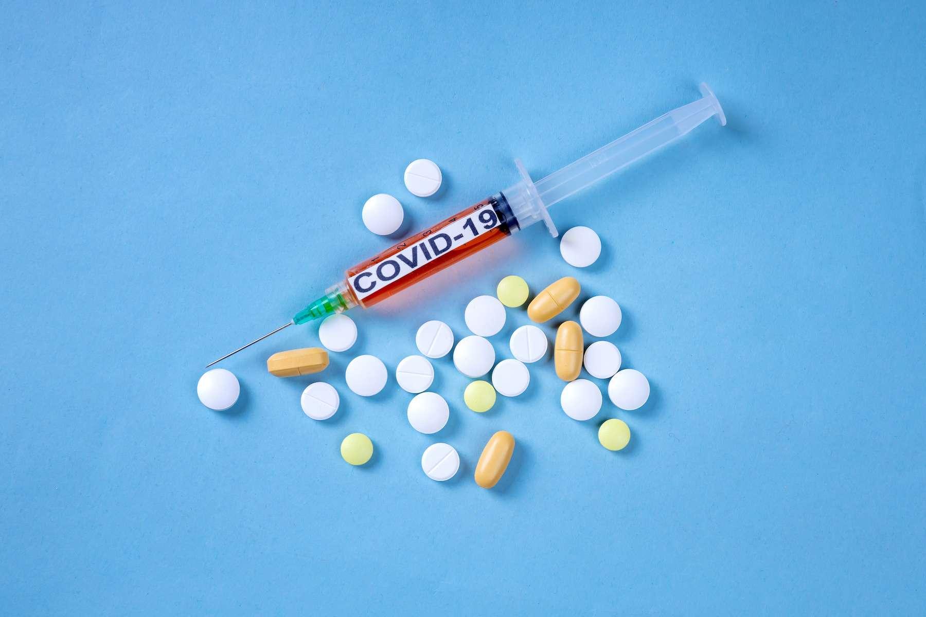 Voici les traitements déjà testés les plus utilisés contre la Covid-19