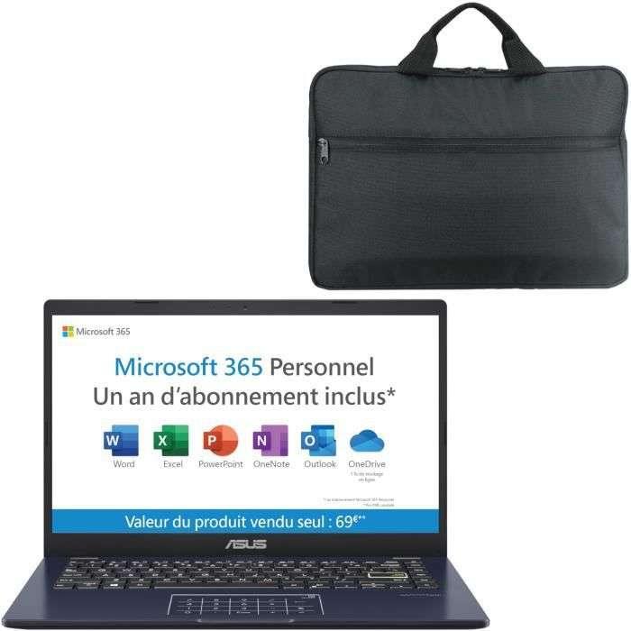 Bon plan : le PC portable ASUS Vivobook E406MA-BV691TS © Cdiscount