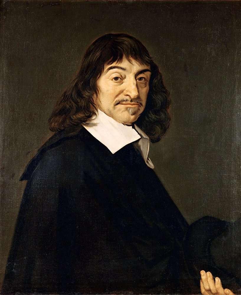 René Descartes par Frans Hals. © Wikipedia, domaine publique
